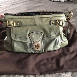 Coach handbag (gently used)